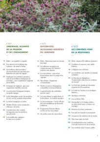 Sommaire Dossier JdF 1-2