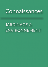 Jardinage et environnement