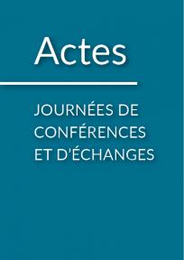 Actes des JCE