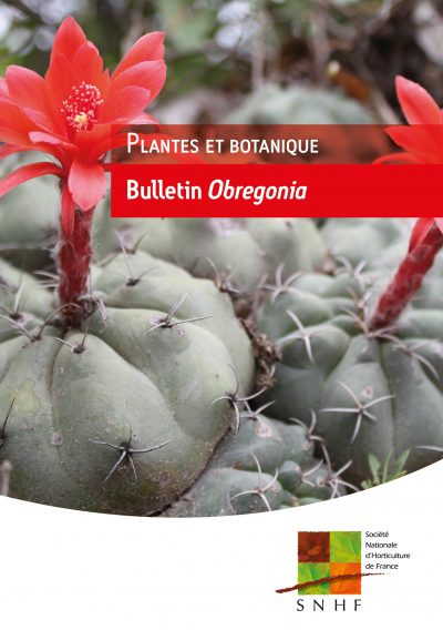 Bulletin Obregonia 2015