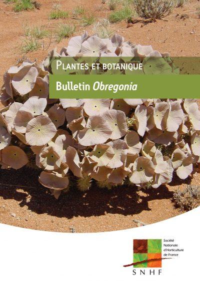 Bulletin Obregonia 2016