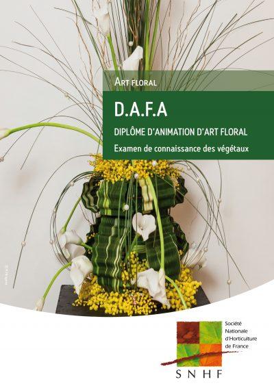 couv_DAFA examen de connaissance des végétaux
