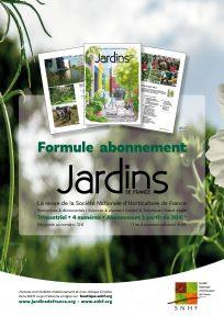 Abonnements Jardins de France