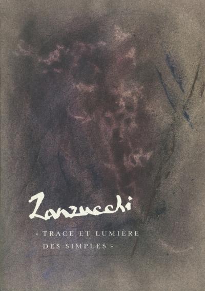 livre trace et lumière des simples