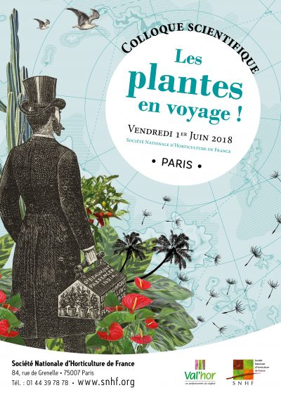 AFFICHE_lesplantesenvoyages_CS2018