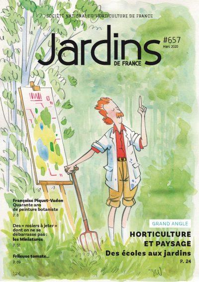 Jardin de France 657